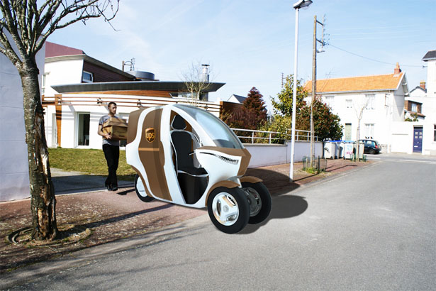 Fluidi Urban Outdoor Vehicle