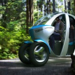 Fluidi Urban Vehicle Design To Avoid Traffic Jams