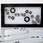 FLUX 1440 - Concept Clock to Remind You How Precious Time Is