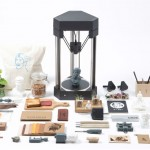 Flux Delta+ : Multi-functional Personal 3D Printer for Designers