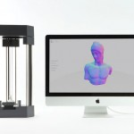 Flux Delta+ : Multi-functional Personal 3D Printer  by Flux Technology