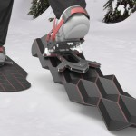Flux Snowshoe by Eric Brunt