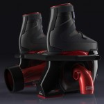 Flyboard Watersports Apparatus Concept by Jurmol Yao