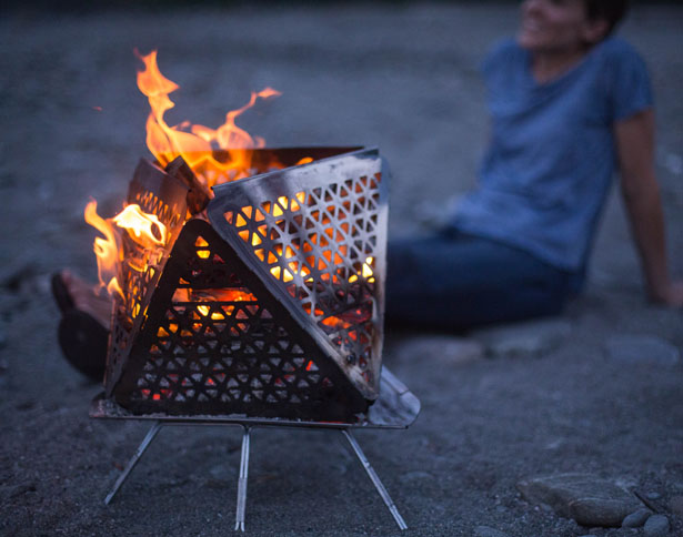 FOCANO Portable Fire Pit