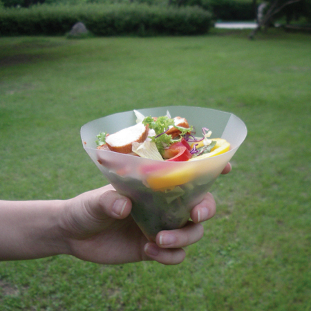 foldable bowl