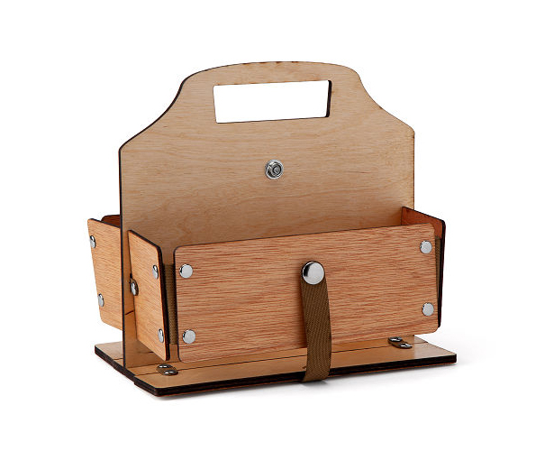 Foldable Make Your Own 6-Pack Caddy
