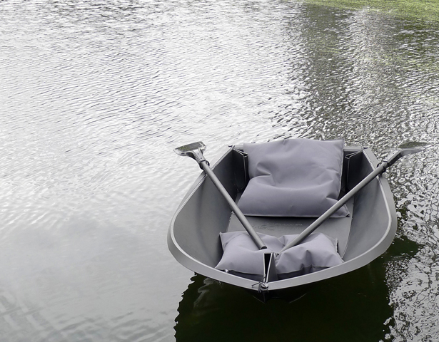 FoldBoat 2 Special Dock Edition : Quick and Easy Boat