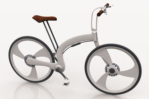 Folding Bike Concept by Kilo Estudio
