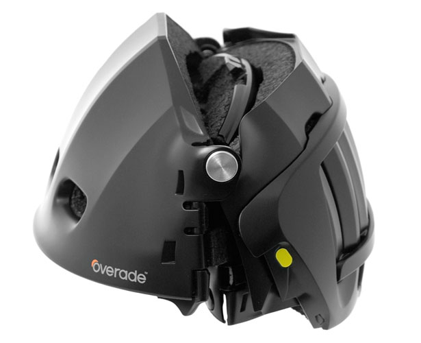 Modern, Stylish and Foldable Helmet Every Cyclist Has Been Dreaming Of