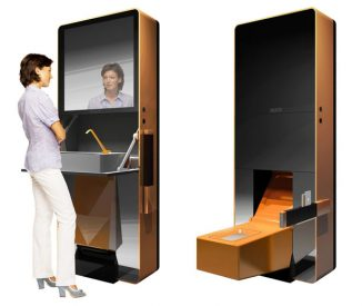 Folding Toilet is an All-in-One Multifunctional Sanitary Ware Case for Small Bathroom