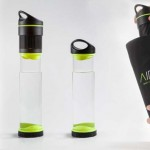 Fontus Self-Filling Water Bottle : You Will Never Run Out of Water
