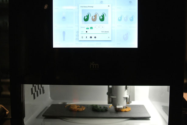 Foodini 3D Food Printing Kitchen Appliance