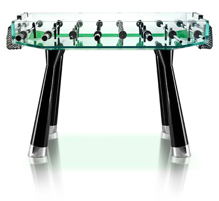 foosball table teckell collection