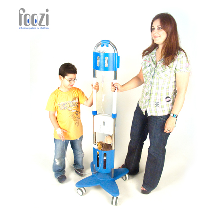 foozi child friendly infustion system