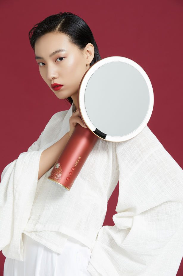 Amiro x Forbidden City Mirror Design Features Chinese Classical Aesthetics