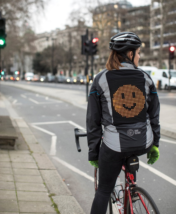 Ford Emoji Jacket 'Share The Road'