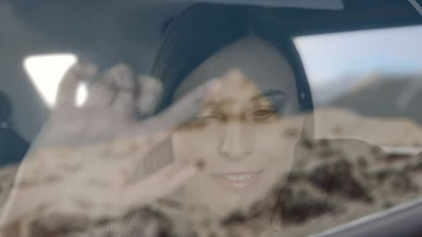 Ford Feel-The-View Smart Window Helps Blind Passengers Feel The View