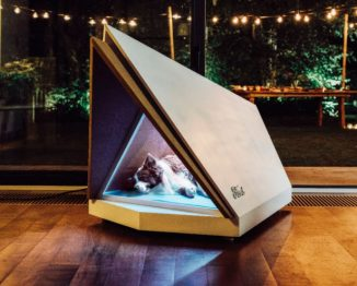 Ford Noise-Canceling Kennel Keeps Your Dog Calm During Fireworks