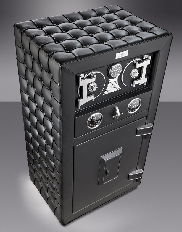 Fortress - The Safest Luxury Safe by Döttling
