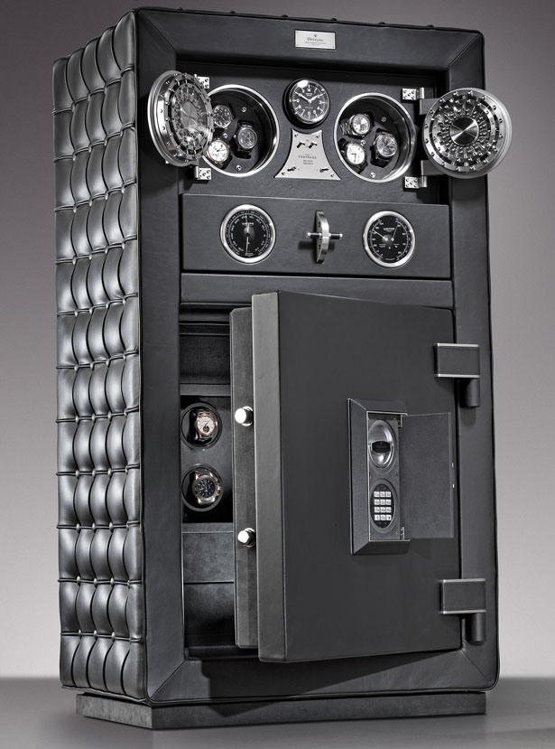 Fortress - The Safest Luxury Safe by Doettling