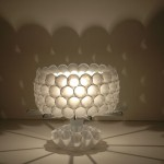 Found Objects Lamp Design by Jonathan Ferrer