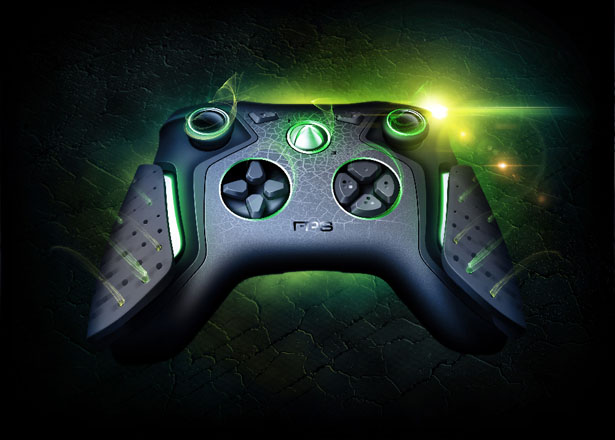 FPS Gaming Controller By HJC Design