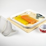 Fragile Crate : Durable and Flexible Packaging System for Valuable Goods