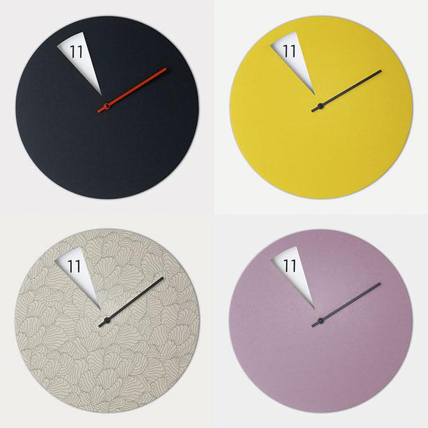 Freakishclock Wall Clock by Sabrina Fossi