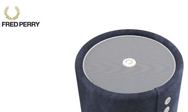 FredPerry Bluetooth Speaker by Hyeon-Cheol Lee