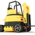 Freedom360 Forklift Truck Features Triple Rotation Function
