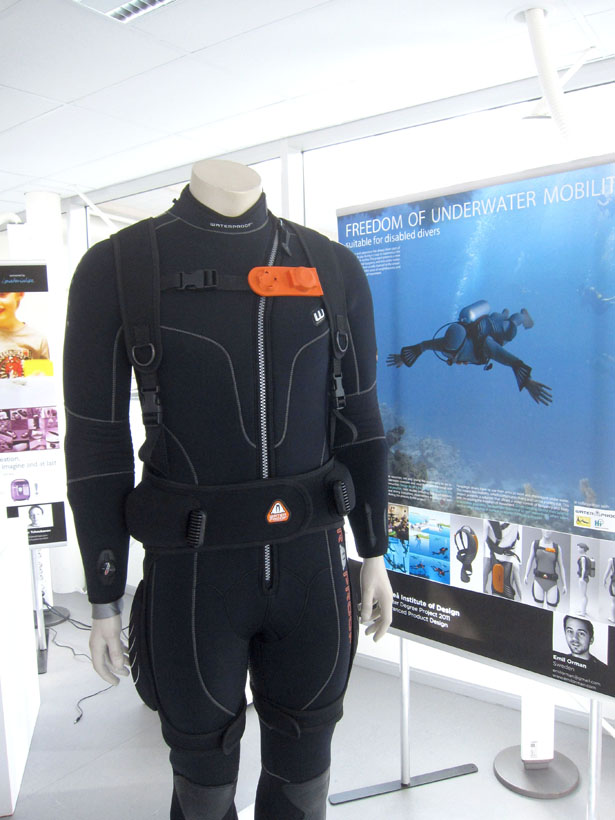 Freedom for Disabled Divers