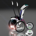 """Freewill Urban"" : A Collapsible, Personal Commuting Vehicle Used to Assists Daily Short Distance Travel"