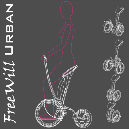 freewill urban commuting