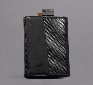 Frenchie Carbon Speed Wallet Mini – Carbon Fiber Wallet with Italian Leather