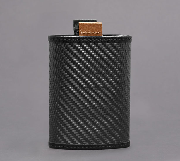 Frenchie Carbon Speed Wallet Mini