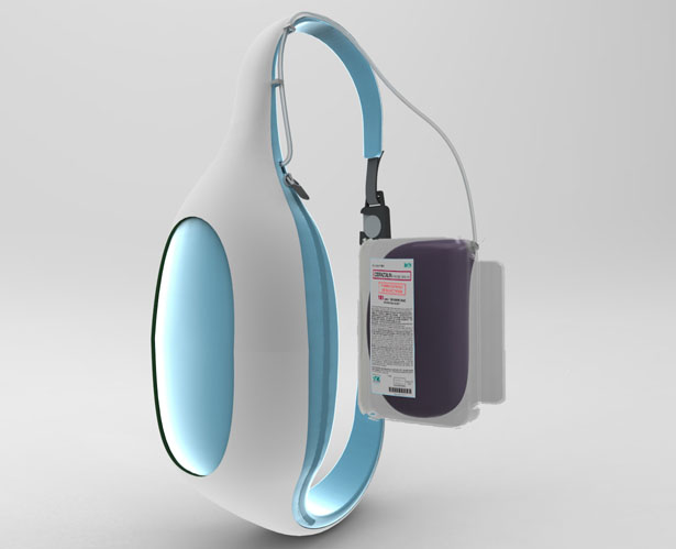 Frenz Infusion System by Hien Mai Doan
