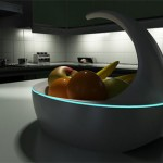 Wash Your Fruits with Blue Technology Light