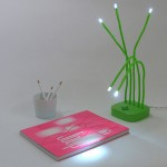 Can Fresh LED Lamp Reminds You About Fresh Grass in The Morning?