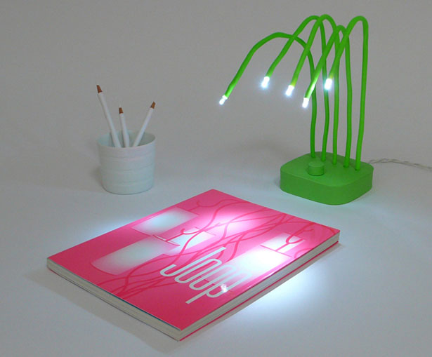 Fresh Desk Lamp by Victor Vetterlein