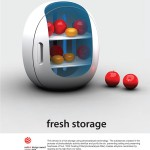 Fresh Storage with Photo Catalysis Technology by Lee Dongseok