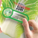 Fridge Magnet with QR Code Scanner to Keep You Up-To-Date with Your Food Condition In The Fridge