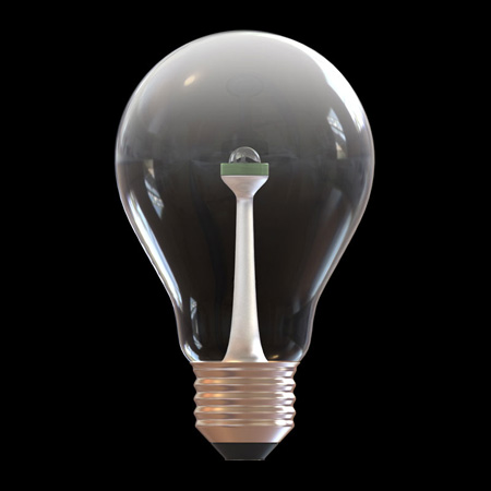 FrogWare Light Bulb Design Offers Better Energy Efficiency ...
