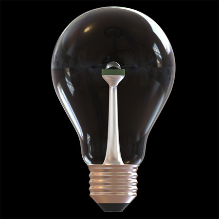 frogware light bulb by frog design
