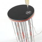 Enzyma Fuckiro Table Transforms Into Micro-Disco In The Dark