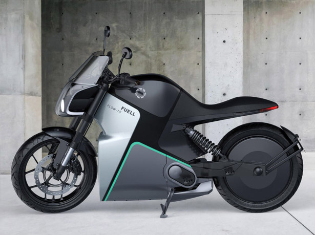Fuell Flow-1 Electric Motorcycle