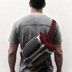 FuelME : A Messenger Bag for Bodybuilders or Fitness Trainers