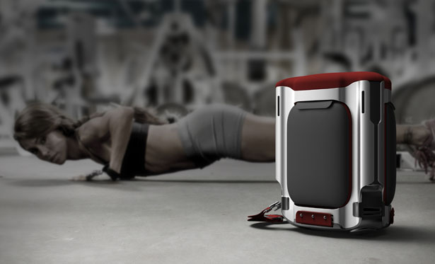 FuelMe Bodybuilder Fitness Lunch Bag by Han Huynh