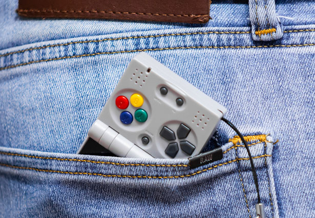FunKey S - Tiny Foldable Handheld Console for Retrogames