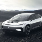 Unlock Your Car without Key: Future Faraday FF 91 Futuristic Concept Car Features Advanced Facial Recognition Technology