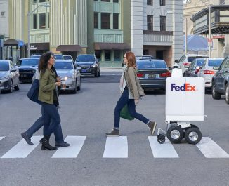 The Future of Delivery Services: FedEx SameDay Bot